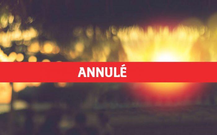 ANNULÉ – Concert à la plage