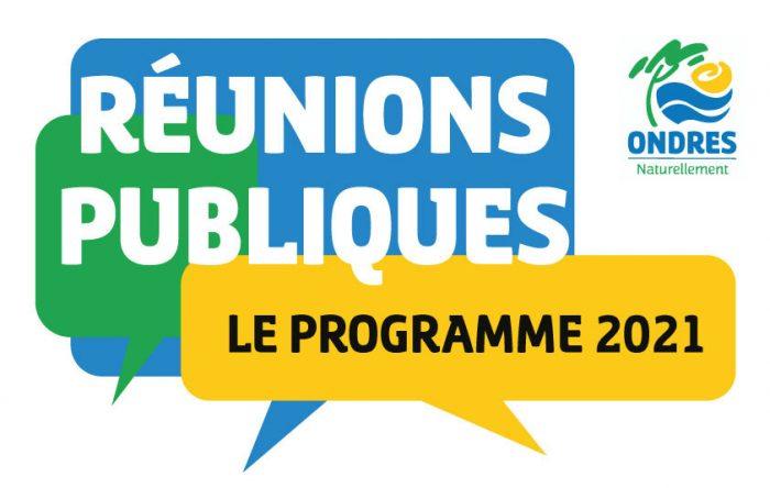 Réunion publique – Solidarités